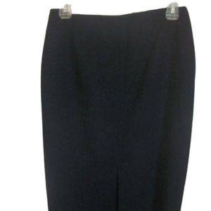 Typhanny Long Black Skirt Size 9 NWT
